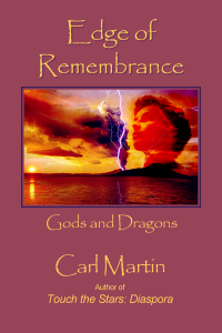 Edge of Remembrance: Gods and Dragons - cover