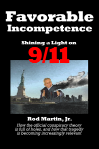 Favorable Incompetence book cover