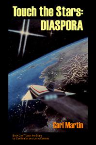 Touch the Stars: Diaspora book cover