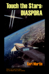 Touch the Stars: Diaspora book cover