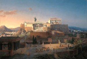 Matriarchy: Athena's Acropolis