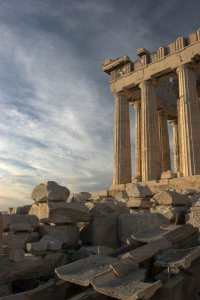 Matriarchy: Temple of Athena