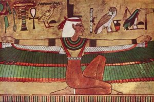 Matriarchy: Egyptian goddess, Asett