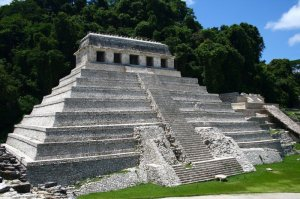 Atlantis Backstory: Palenque Temple Pyramid