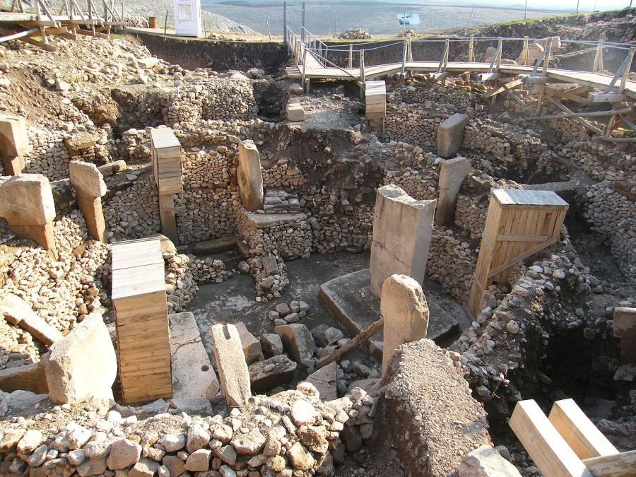 Göbekli Tepe, Turkey excavation