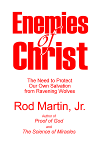 Enemies of Christ cover
