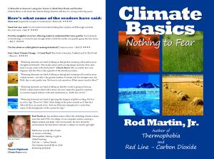 Climate Basics print version cover