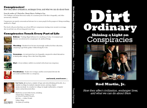 Dirt Ordinary full book cover