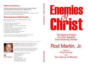 Enemies of Christ book cover full