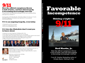 Faborable Incompetence full book cover