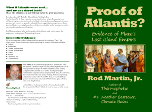 Proof of Atlantis full cover