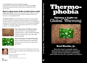 Thermophobia book cover full