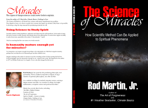 The Science of Miracles book cover full