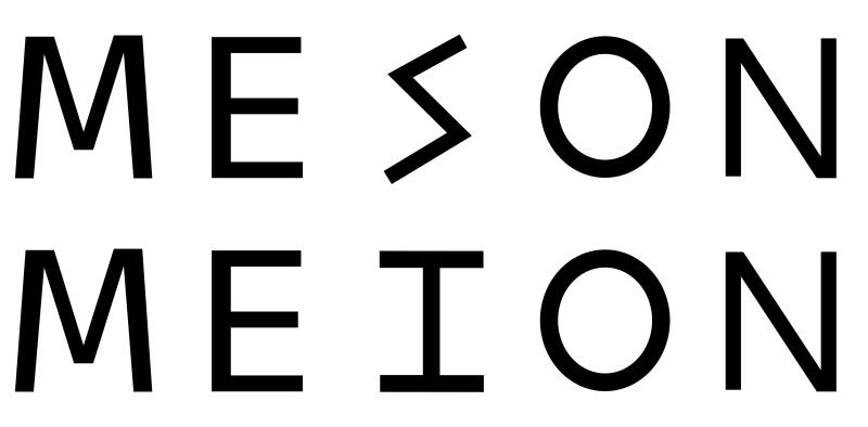 """Mission: Atlantis picture. Comparison of Greek """"meson"""" with """"mezon."""""""