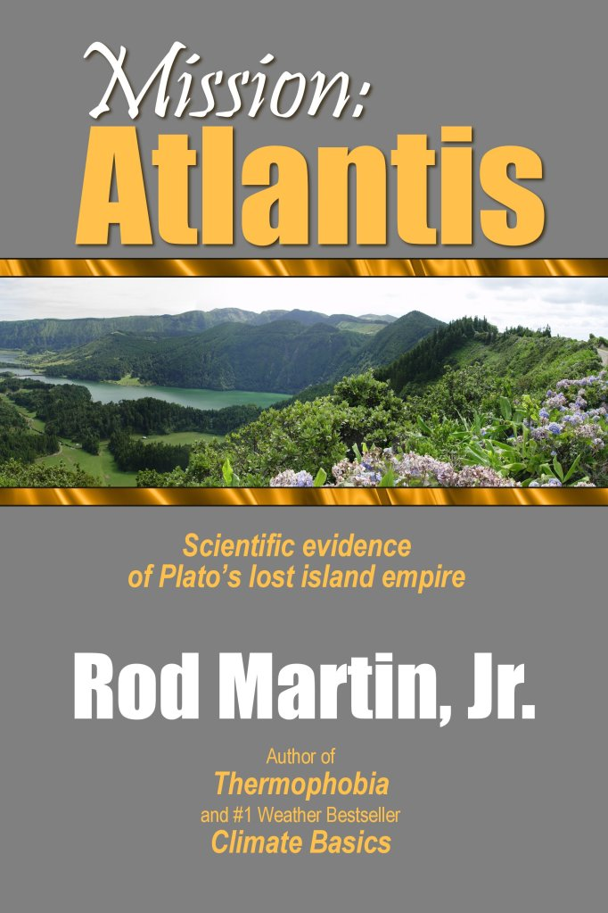 Book Cover: Mission: Atlantis