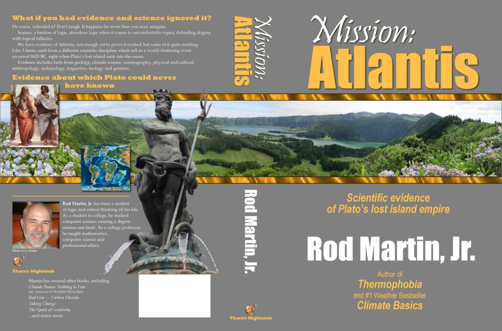 Mission: Atlantis full book cover