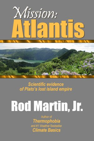 Mission: Atlantis book cover