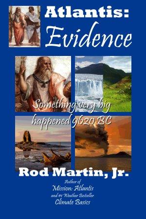 Book cover for Atlantis: Evidence